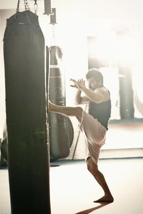 Extreme training – från Fittja till Hollywood