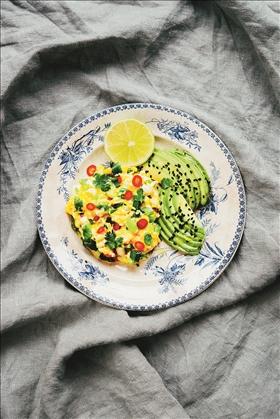 Snabbmat för gröna gourmander